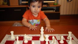 Ivan Planella, el prodigio español que jugaba al ajedrez con 16 meses