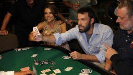 Ben Affleck confiesa por qué lo expulsaron de un casino