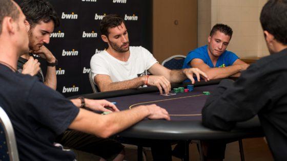 Rudy Fernández, otro jugador ÑBA aficionado al póker
