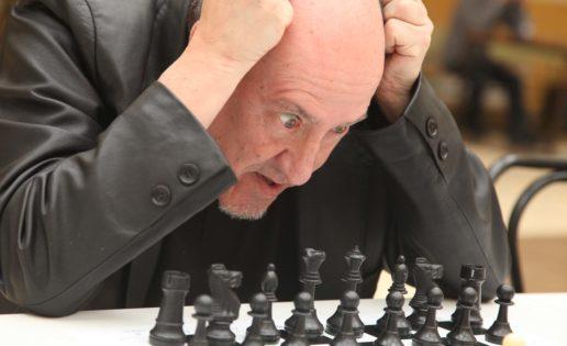 Todas las caras y gestos de los ajedrecistas