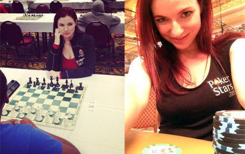 Torneo combinado de póker y ajedrez en la Isla de Man