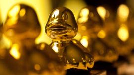 Rafa Nadal gana dos patos de oro en los premios de la industria del juego