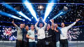 Adrián Mateos gana en Montecarlo la primera pica del póker español