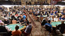Colossus, el mayor torneo de póker de la historia