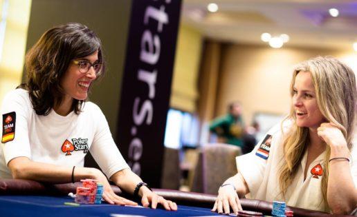 El póker en buenas manos: Leo Margets y Fatima Moreira de Melo