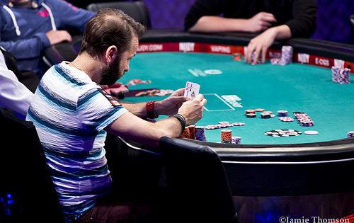 Cómo piensa un jugador de póker