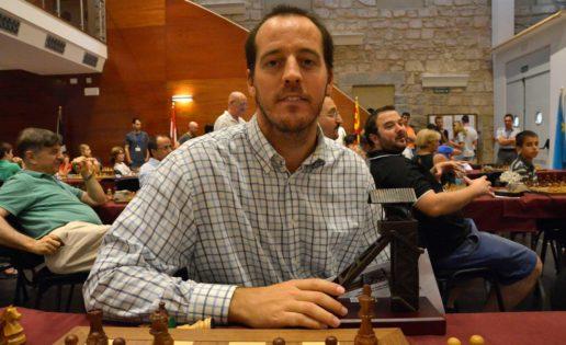 Paco Vallejo se acerca al récord de Illescas