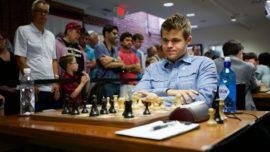 ¿Está Magnus Carlsen en crisis?