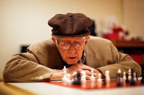 ¿A qué edad somos viejos para el ajedrez?