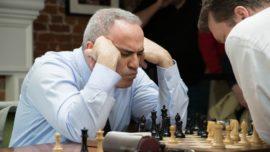 Kasparov reaparecerá para medirse contra los tres mejores de EE.UU.