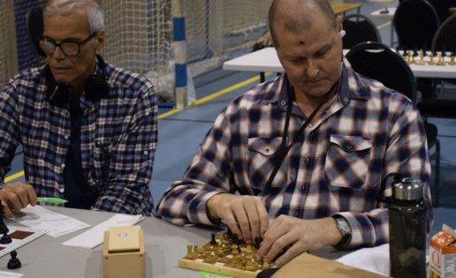 Un ajedrecista ciego, sancionado a perpetuidad por tramposo