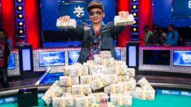 Qui Nguyen, el vietnamita que ganó la guerra del póker en Las Vegas
