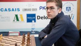 David Antón completa un torneo de leyenda en Gibraltar