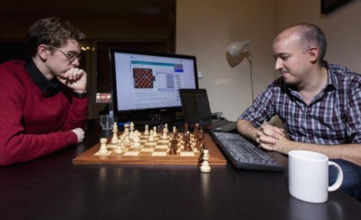 Cómo se entrena un gran maestro de ajedrez