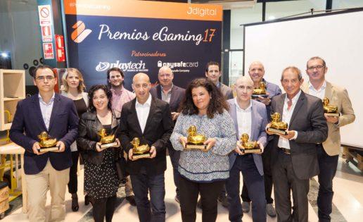 Sportium y Maldini, premios eGaming 2017