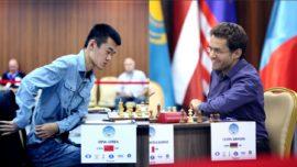 Ding Liren y Aronian dignifican el ajedrez y alcanzan la final de la Copa del Mundo