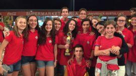 Marta García, bronce en el Campeonato de Europa Juvenil