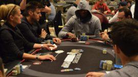 Kalidou Sow, jugador aficionado, gana por sorpresa en Praga