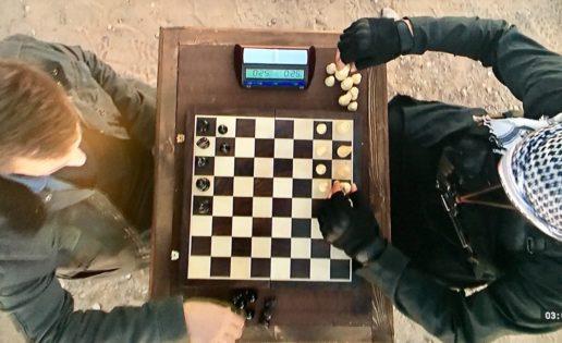 El ajedrez en las series y el cine (I)