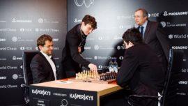 Kramnik reforma su muro de Berlín y aplasta al gran favorito