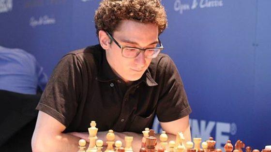 Caruana acecha a Carlsen