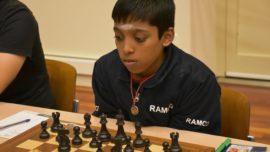 Praggnanandhaa, segundo gran maestro más joven de la historia