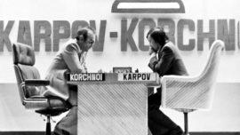 Se cumplen 40 años de la agónica victoria de Karpov sobre Korchnoi