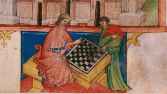 Ocho siglos de ajedrez, en la Biblioteca Nacional