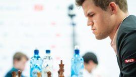 Carlsen y Lagno, campeones del mundo de ajedrez relámpago
