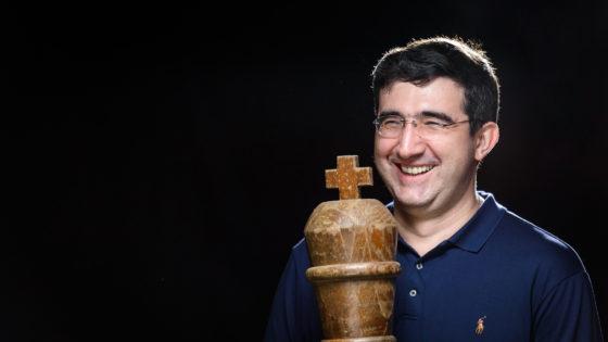 Kramnik, el «verdugo» de Kasparov, deja el ajedrez