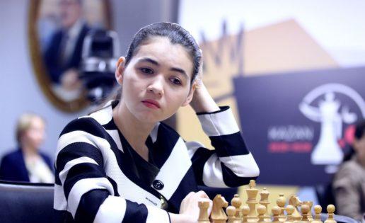 Aleksandra Goryachkina, la estrella que creció en el círculo polar ártico