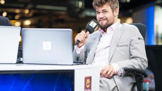 Carlsen lanza el primer torneo de ajedrez profesional por internet