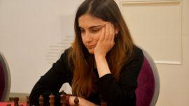 Ana Matnadze, reina del ajedrez rápido en España