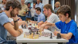 Un chico de 13 años, campeón belga absoluto