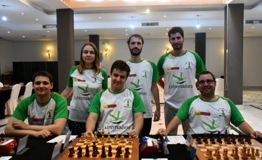 Magic Extremadura, campeón de España por equipos