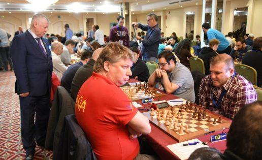 Alexei Shirov y Sabrina Vega, campeones de España de Ajedrez