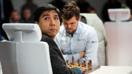 Wesley So abruma a Magnus Carlsen en el ajedrez de Fischer