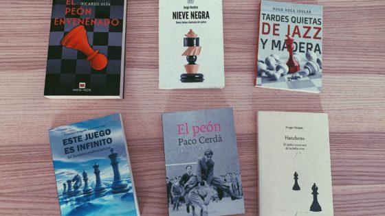 Seis libros de ajedrez para que no te saquen de tus casillas