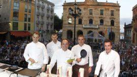 Gijón: alta cocina en la plaza