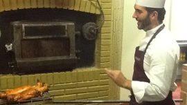 Coque: las verduras, los hornos y el cochinillo