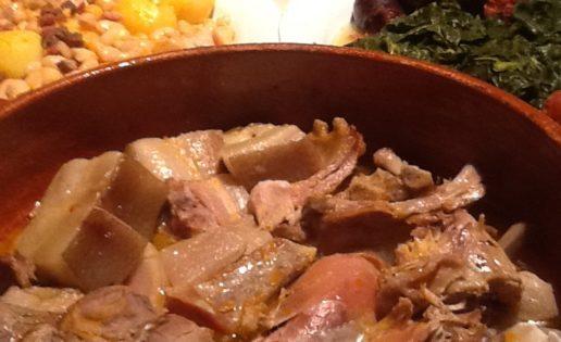 Pura tradición: del cocido de Lalín a las alubias de Tolosa