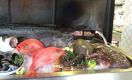 Dónde comer pescado a la parrilla