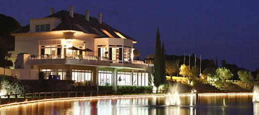 Marbella en tres estilos: El Lago, Don Giovanni, La Virginia