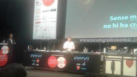 Barcelona: el Fórum Gastronomic y tres cenas
