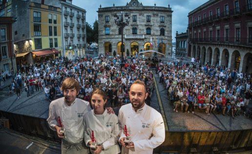 Gijón: Arco Atlántico, La Salgar y Auga