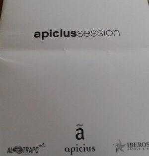 La cena de Apicius en Madrid