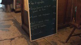 Lisboa gastronómica (y 4): Taberna da Rúa das Flores y Peixaria da Esquina