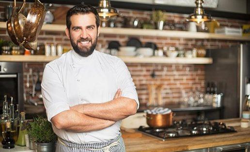 Maksut Askar, la nueva cocina turca pasa por Madrid