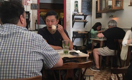 Cinco años de Taberna da Rua das Flores, un fijo en Lisboa