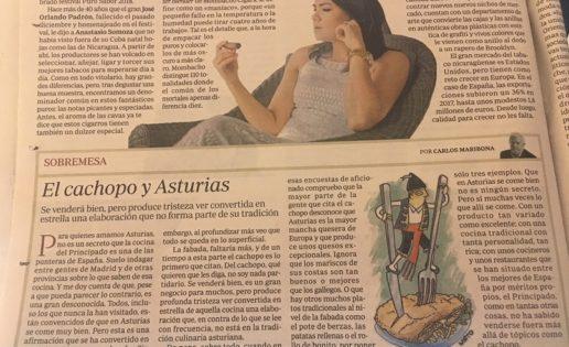 El cachopo y Asturias